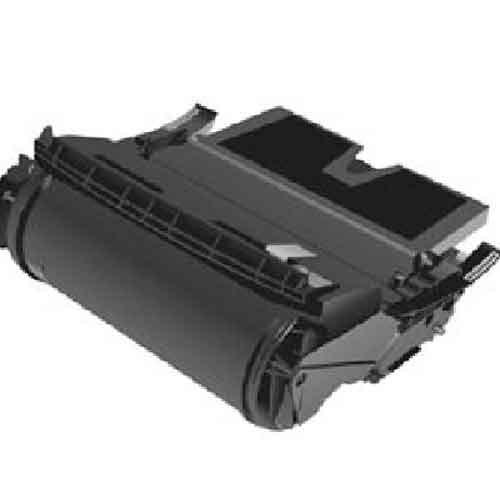 XL Tonerkartusche für Lexmark T520, T522 Black, Schwarz 12A6735, 12A6835, 12A6839, 12A7344