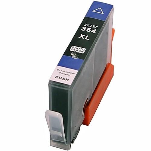 Druckerpatrone wie HP 364 XL photo-black - HP CB322EE, CB317EE