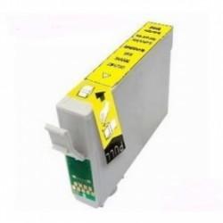 Druckerpatrone wie Epson T0714 Yellow
