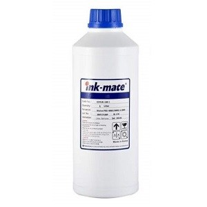 1 Liter INK-MATE Tinte BR330 cyan - Brother LC-970, 980, 985, 1000, 1100, 12xx, LC-12x, LC-22x...
