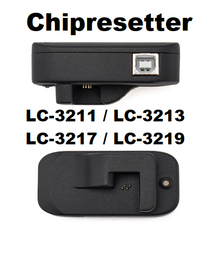 USB Chip Resetter für Brother LC-3211, LC-3213, LC-3217, LC-3219XL - 120 Resets