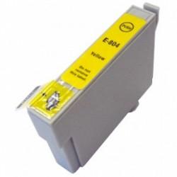 Druckerpatrone wie Epson T0804 Yellow