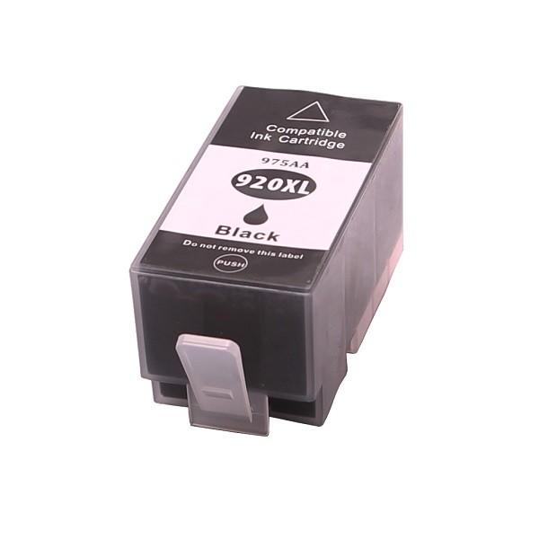 Druckerpatrone wie HP 920 XL schwarz, black - CD975AE, CD971AE