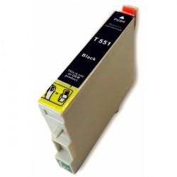 Druckerpatrone wie Epson T0611 Schwarz, Black