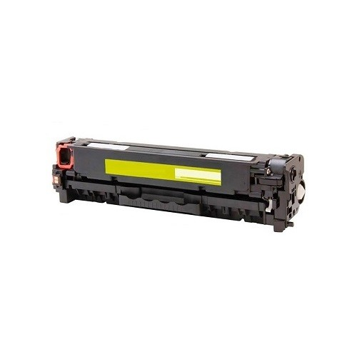 Tonerkartusche wie HP CB542A - 125A Yellow + Canon Cartridge CRG 716 Yellow