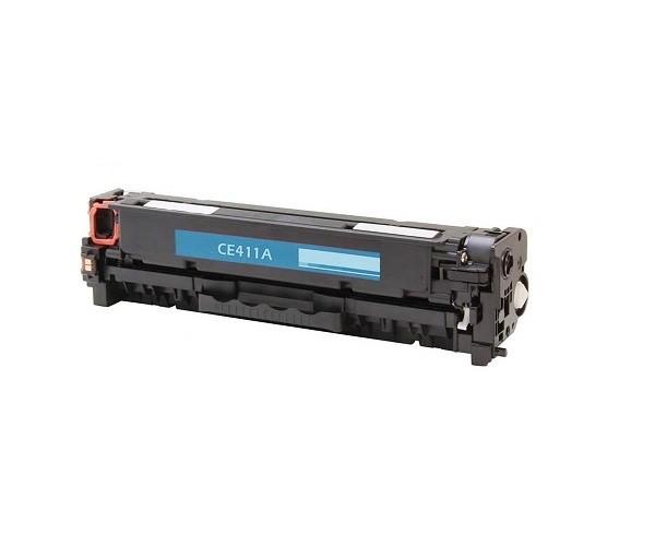 Kompatible Tonerkartusche HP CE411A - 305A Cyan