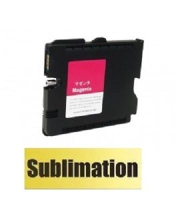 Druckerpatrone wie Ricoh GC-41 XL magenta, 405763, 405767 mit SUBLIMATIONSTINTE