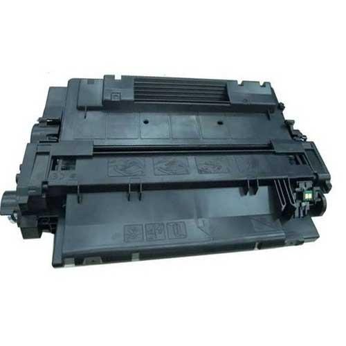 Tonerkartusche wie HP CE255X, 55X black, schwarz