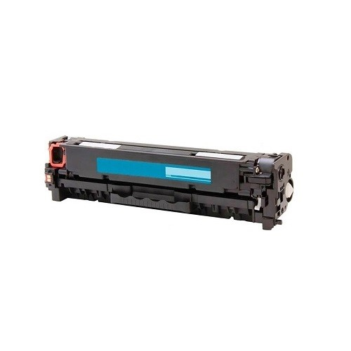 Tonerkartusche wie HP CC531A - 304A Cyan + Canon Cartridge CRG 718 Cyan