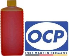 500 ml OCP Tinte Y512 yellow für Brother LC-221, LC-223, LC-225