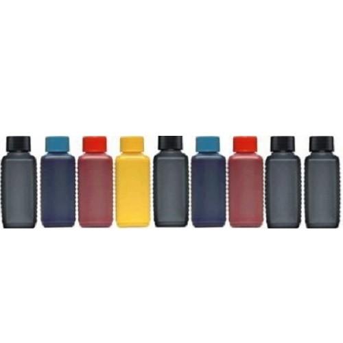 9 Farben Nachfüllset, 9 x 100 ml Photo-Tinten für Epson Stylus Pro 3800, 3880, 4880