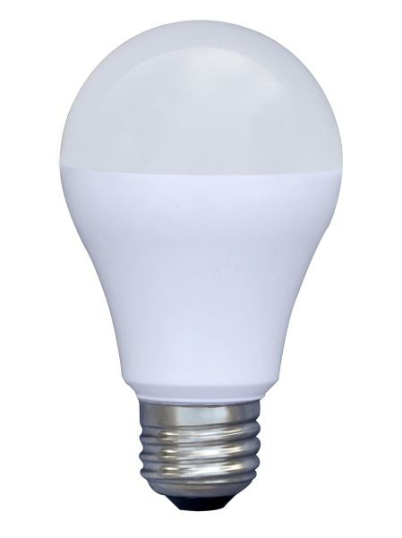 10 Watt LED Lampe in Birnenform, E27, Lichtfarbe warmweiß