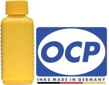 100 ml OCP Tinte YP225 yellow, pigmentiert für HP Nr. 935