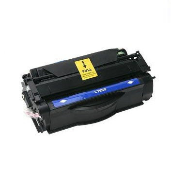 Tonerkartusche wie HP Q7553X, 53X black, schwarz