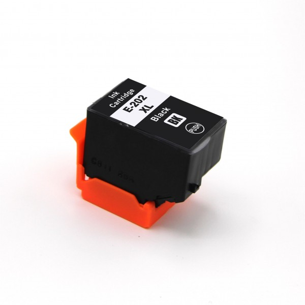 Druckerpatrone wie Epson 202 XL Black