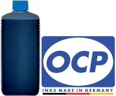 250 ml OCP Tinte C512 cyan für Brother LC-221, LC-223, LC-225