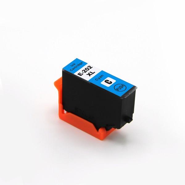 Druckerpatrone wie Epson 202 XL Cyan