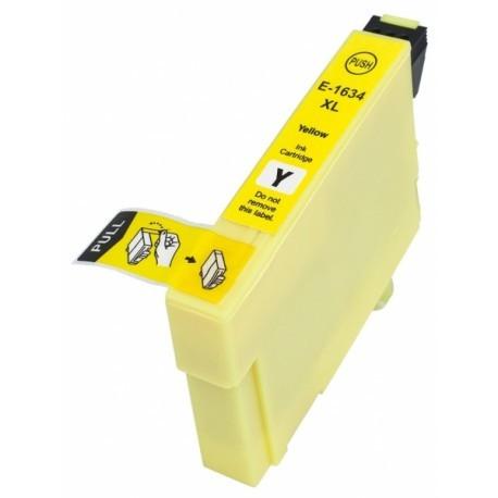 Druckerpatrone wie Epson T1634, T16 XL yellow
