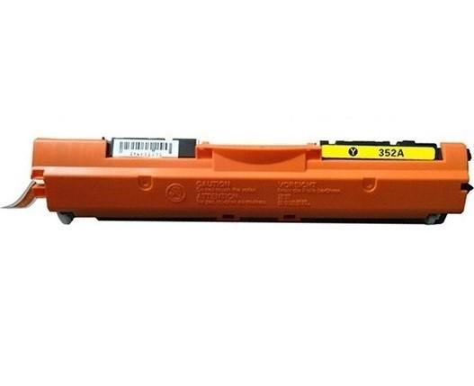 Tonerkartusche wie HP CF352A - 130A Yellow
