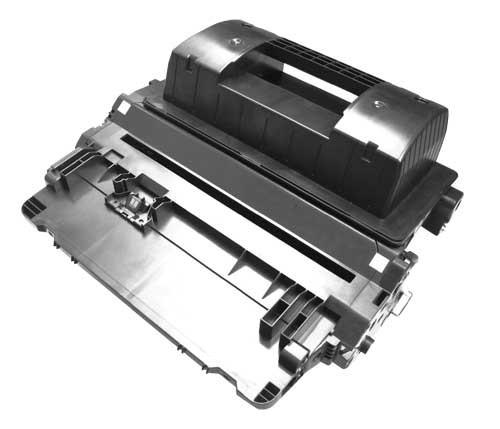 XL Tonerkartusche wie HP CC364X, 64X black, schwarz