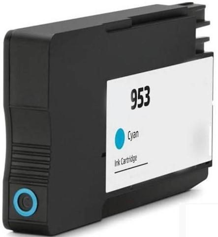 Druckerpatrone wie HP 953 XL cyan - HP F6U16AE, F6U12AE