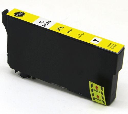 Druckerpatrone wie Epson T3584, T3594, T35 XL Yellow