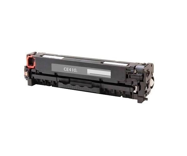 Tonerkartusche wie HP CE410X, CE410A - 305X, 305A Black, Schwarz