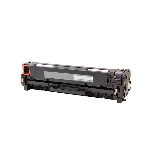Tonerkartusche wie HP CB540A - 125A Black + Canon Cartridge CRG 716 Black, Schwarz