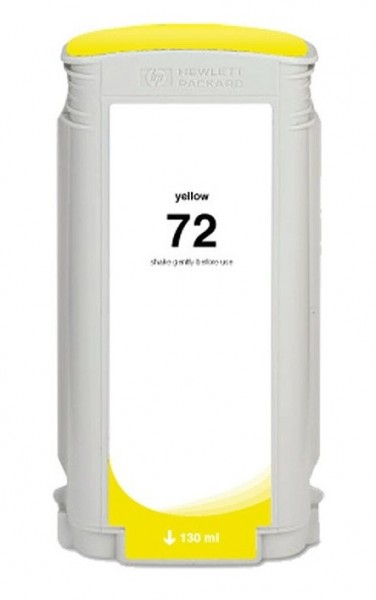 Refill Druckerpatrone HP 72 XL Yellow C9373A