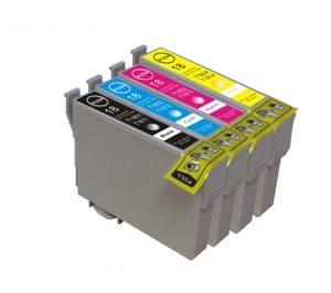 Druckerpatronen Set wie Epson T1631, T1632, T1633, T1634, T16 XL - T1626, T1636