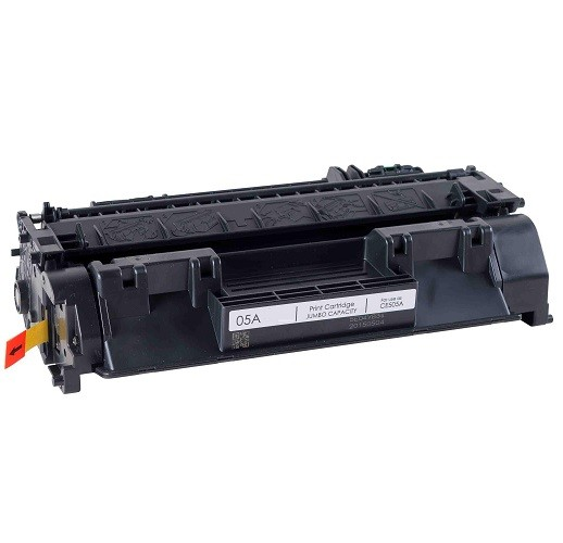 Tonerkartusche wie HP CE505A, 05A, Canon Cartridge CRG 719 black, schwarz