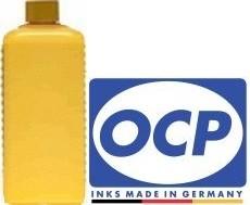 250 ml OCP Tinte YP102 yellow, pigmentiert für Epson T1284, T1294, T1624, T1634, T2704, T2714