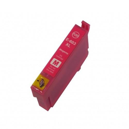 Druckerpatrone wie Epson 603 XL Magenta - 3,5 fache XL Füllmenge
