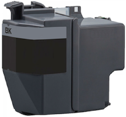 XL Druckerpatrone wie Brother LC-3219 XL-BK Black, Schwarz