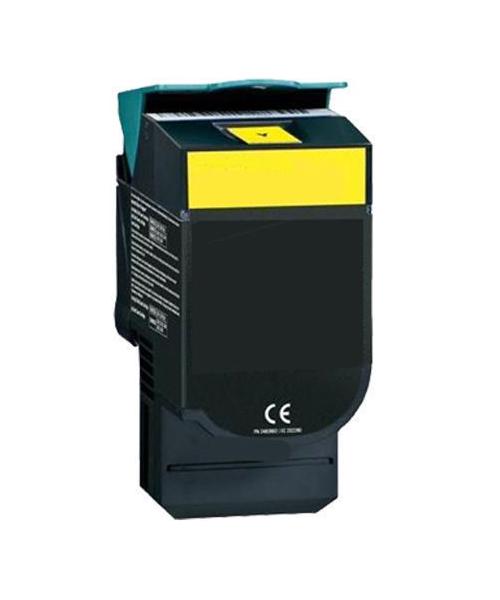 XL Tonerkartusche für Lexmark C544, C546, X544, X546, X548 Yellow C544X1YG, C544X2YG