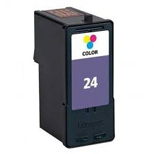 Refill Druckerpatrone Lexmark 24 color, dreifarbig - 18C1524E