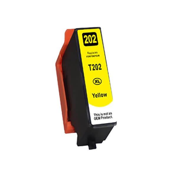 Druckerpatrone wie Epson 202 XL Yellow