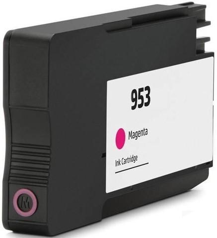 Druckerpatrone wie HP 953 XL magenta - HP F6U17AE, F6U13AE