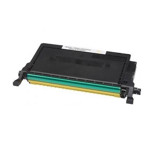 Tonerkartusche wie Samsung CLT-Y5082L, HP SU532A Yellow