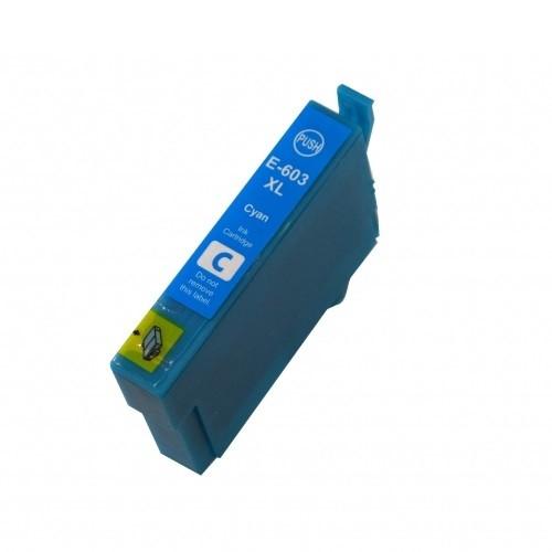 Druckerpatrone wie Epson 603 XL Cyan - 3,5 fache XL Füllmenge