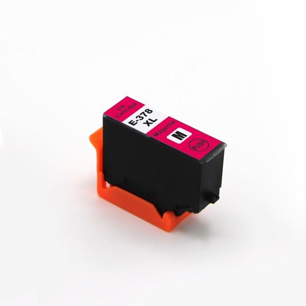 Druckerpatrone wie Epson 378 XL Magenta
