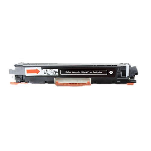 Tonerkartusche wie HP CE310A - 126A Black, Schwarz