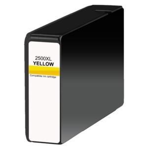 Druckerpatrone wie Canon PGI-2500 XL Yellow, 9267B001