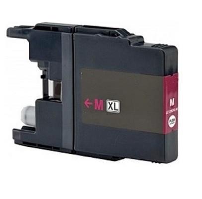 Druckerpatrone wie Brother LC-1240 M, LC-1280 XL-M Magenta