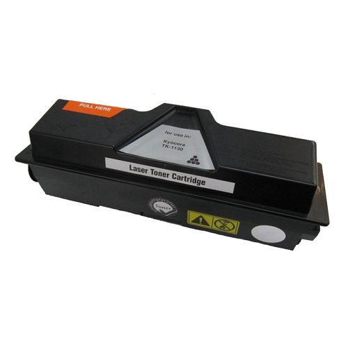 Tonerkartusche wie Kyocera TK-1130 Black, Schwarz