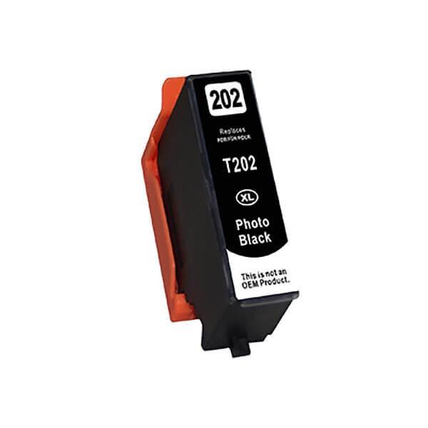 Druckerpatrone wie Epson 202 XL Photo Black