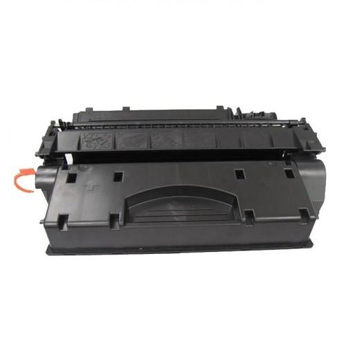 Tonerkartusche wie HP CF280X, 80X, Canon Cartridge CRG 720 black, schwarz