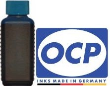 100 ml OCP Tinte CL141 photo-cyan für Epson T0795, T0805, T2425, T2435