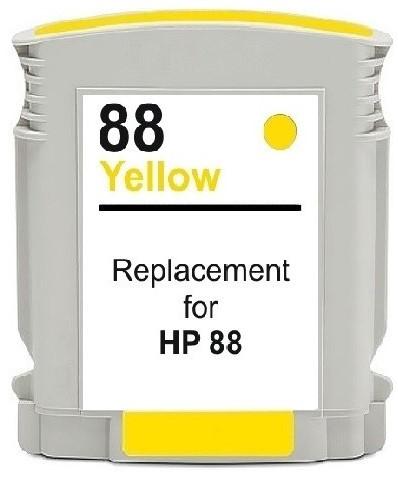 Druckerpatrone wie HP 88 XL yellow C9388AE und C9393AE