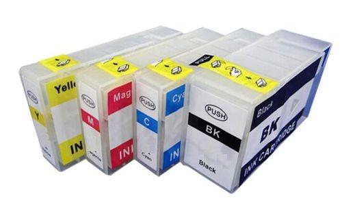 Wiederbefüllbare QUICKFILL-FILL-IN Patronen wie Canon PGI-2500 mit Auto Reset Chips